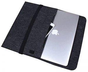 11-17 pouces Sac à Main étui de Transport Housse pour Ordinateurs Portables Ultrabook Netbook Sac à Main pour MacBook de la marque LaoZan image 0 produit
