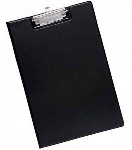 5 STAR Chemise porte-bloc A4 plastique noir de la marque 5 Star image 0 produit