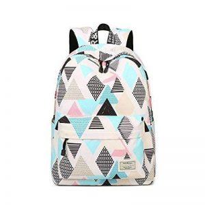 Acmebon Joli sac à dos unisexe imperméable pour école, livres scolaires, loisir pour garçons et filles de la marque Acmebon image 0 produit