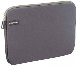 AmazonBasics Housse pour ordinateur portable, 11,6 Pouces, Gris de la marque AmazonBasics image 0 produit