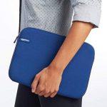 AmazonBasics Housse pour ordinateur portable, 11,6 Pouces, Marine de la marque AmazonBasics image 1 produit