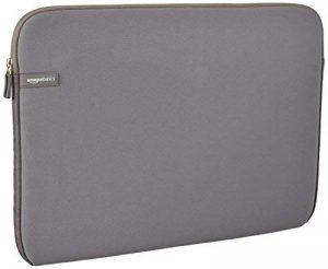 AmazonBasics Housse pour ordinateur portable, 17,3 Pouces, Gris de la marque AmazonBasics image 0 produit