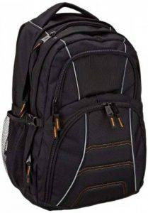 """AmazonBasics Sac à dos pour ordinateur portable 17"""" de la marque AmazonBasics image 0 produit"""