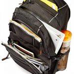 """AmazonBasics Sac à dos pour ordinateur portable 17"""" de la marque AmazonBasics image 2 produit"""