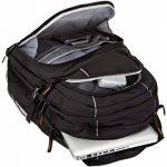 """AmazonBasics Sac à dos pour ordinateur portable 17"""" de la marque AmazonBasics image 4 produit"""