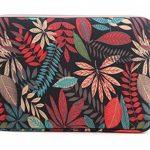 AreTop® Housse Sacoche pour iPad Tablet Ordinateur Portable 10 pouces (27 * 21 * 1.5 cm, Noir Coleus) de la marque ARETOP image 2 produit