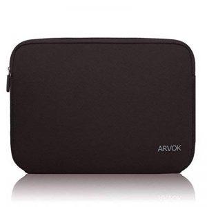 ARVOK 15 15.6 Pouces Housse pour Ordinateur Portable en Néoprène Pochette Sacoche pour Macbook Pro Chromebook Ultrabook Netbook de la marque ARVOK image 0 produit