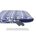 Arvok 17-17.3 Pouces Housse Ordinateur Portable pour Macbook Air, Laptop, Ultrabook, Netbook et Tablette - Eléphant Bleu de la marque ARVOK image 4 produit