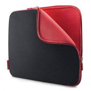 """Belkin F8N160EeaBR Etui/housse universelle en Neoprene pour PC Portable 15.6"""" Noir/Rouge de la marque Belkin image 0 produit"""