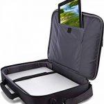 """Case Logic ANC-317 Sacoche en nylon pour Ordinateur portable/Tablette PC à 17"""" Noir de la marque Case Logic image 4 produit"""