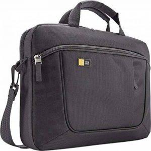"""Case Logic AUA-314 Sacoche en nylon Ordinateur portable/Tablette PC à 14"""" Noir de la marque Case Logic image 0 produit"""