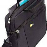 """Case Logic AUA-314 Sacoche en nylon Ordinateur portable/Tablette PC à 14"""" Noir de la marque Case Logic image 4 produit"""