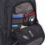 """Case Logic BEBP-115 Sac à dos en nylon Ordinateur portable/Tablette PC à 15"""" Noir de la marque Case Logic image 4 produit"""