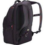 """Case Logic BEBP-215 Sac à dos en nylon Ordinateur portable/Tablette PC à 15"""" Noir de la marque Case Logic image 3 produit"""