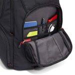 """Case Logic BEBP-215 Sac à dos en nylon Ordinateur portable/Tablette PC à 15"""" Noir de la marque Case Logic image 4 produit"""