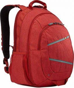 Case Logic BPCA315BRK Sac à dos en nylon pour ordinateur portable 15'' et une tablette 10,1'' Rouge de la marque Case Logic image 0 produit