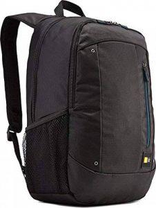 Case Logic Citadin WMBP115K Sac à dos en nylon pour Ordinateur 15,6''/iPad/Tablette Noir de la marque Case Logic image 0 produit