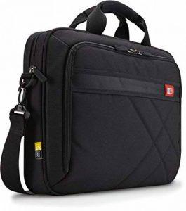 """Case Logic DLC115 Sacoche en nylon pour Ordinateur portable 15,6"""" + Tablette pc 10,1"""" Noir de la marque Case Logic image 0 produit"""