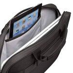 """Case Logic DLC115 Sacoche en nylon pour Ordinateur portable 15,6"""" + Tablette pc 10,1"""" Noir de la marque Case Logic image 2 produit"""
