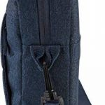 """Case Logic HUXA113B Sacoche avec bandoulière en Polyester pour Ordinateur Portable 13,3"""" Bleu de la marque Case Logic image 4 produit"""