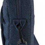 """Case Logic HUXA114B Sacoche avec bandoulière en Polyester pour Ordinateur Portable 14"""" Bleu de la marque Case Logic image 4 produit"""