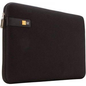 """Case Logic LAPS114 BLACK Housse en Polyester pour Ordinateur Portable 14-14.1"""" Noir de la marque Case Logic image 0 produit"""