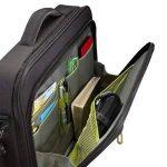 """Case Logic PNC218 Sacoche en nylon pour Ordinateur portable 17""""-18"""" Noir de la marque Case Logic image 4 produit"""