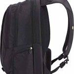 """Case Logic RBP-315 Sac à dos en nylon Ordinateur portable/Tablette PC à 15.6"""" Noir de la marque Case Logic image 4 produit"""