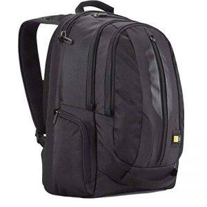 """Case Logic RBP217 Sac à dos en nylon pour Ordinateur portable/Tablette 17"""" 10,2"""" Noir de la marque Case Logic image 0 produit"""