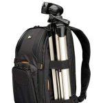 Case Logic SLRC206 Sac à dos semi-rigide pour appareil photo reflex, Ordinateurs portables 16 pouces et le MacBook Pro 17 pouces (Noir) de la marque Case Logic image 3 produit