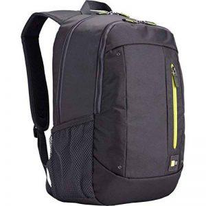 """Case Logic WMBP115GY Sac à dos en nylon pour Ordinateur portable 15,6"""" Gris de la marque Case Logic image 0 produit"""