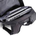 """Case Logic WMBP115GY Sac à dos en nylon pour Ordinateur portable 15,6"""" Gris de la marque Case Logic image 4 produit"""