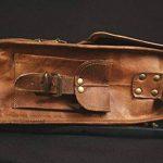 * * * * * * * * classydesigns * * * * * * * * Unisexe 100% cuir véritable sac à bandoulière en cuir véritable pour sacoche pour ordinateur portable Sacoche... de la marque CLASSYDESIGNS image 3 produit