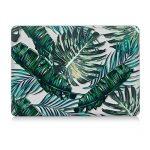 Coque MacBook Air 13 Case , iCasso Palm Leaf Pattern Brillante Plastique Ultra Slim étui Housse de Protection Hard Rigide Cover Shell Pour MacBook Air 13 Pouces (Modèle: A1369 / A1466) de la marque iCasso image 2 produit