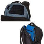"""DELL PF-BP-BK-5-17 15"""" Sac à Dos Noir Sacoche d'ordinateurs Portables - Sacoches d'ordinateurs Portables (Étui Sac à Dos, 38,1 cm (15""""), Sangle épaule, 1,12 kg, Noir) de la marque Dell image 2 produit"""