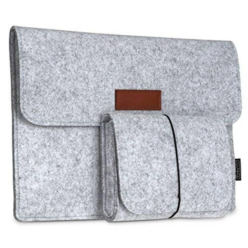 Housse Pochette de Protection pour ordinateur 13.3 pouces Macbook air Gris pro 13 pouces