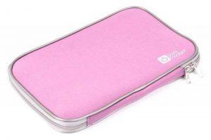 DURAGADGET Housse étui de protection en néoprène rose résistant à l'eau pour ordinateurs / PC portables - 18 pouces de la marque Duragadget image 0 produit