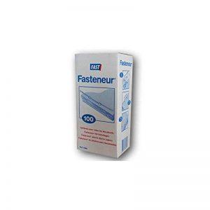 Fast Treillet Boîte de 100 attaches plastique pour archivage/documents perforés de la marque Fast image 0 produit