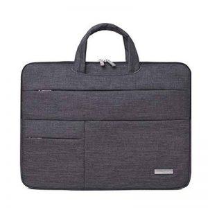 Feisman Laptop Sleeve pour Macbook Pro 13,3 15,6 pouces, Macbook Air 11,6 13,3, sacoche pour ordinateur portable Macbook housse de transport. de la marque canvasartisan image 0 produit