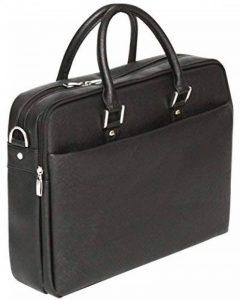 Felda Porte-documents style business - poche pour ordinateur portable/tablette - polyuréthane imitation cuir de la marque Felda image 0 produit