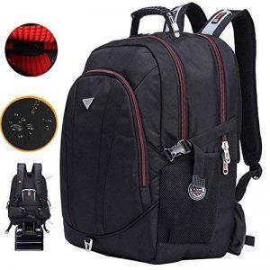 Freebiz 60L 18.4''Sac à Dos Ordinateur Portable PC Couvercle Imperméable Backpack Laptop avec Pris USB Anti-choc Gaming Laptops pour Dell, Asus, MSI de la marque freebiz image 0 produit
