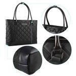 Gonex Sacoches Pour Ordinateur Portable Tote Bag Sac A Main Epaule Pour Femme Fille de la marque Gonex image 4 produit