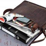 Gusti studio - Sac à bandoulière Mitch Cuir de buffle 2U4 de la marque Gusti image 3 produit