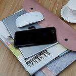 Housse Feutre & Cuir Synthétique Microfibre Résistant à l'Eau Pochette Sacoche pour 11.6-15.4 MacBook Notebook Ultrabook Tablet PC de la marque MISSMAO image 3 produit