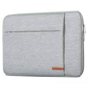 """Housse Ordinateur Portable 14 Pouces MacBook Pro 15"""" Gris - CASEZA London Sac pour Notebook 14"""", MacBook Pro 15"""", Dell XPS 15 & + – Sac à Main pour PC Ultrabook 14"""" résistant à l'eau avec 2 Poches de la marque CASEZA image 0 produit"""