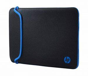 Housse pour Ordinateur HP v5 C25aa # ABB 35,5 cm (14 Zoll) Noir/Bleu de la marque HP image 0 produit