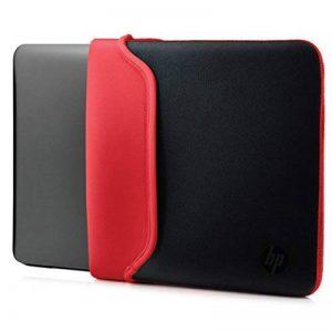 Housse pour Ordinateur HP v5 C25aa # ABB 35,5 cm (14 Zoll) Noir/Rouge de la marque HP image 0 produit