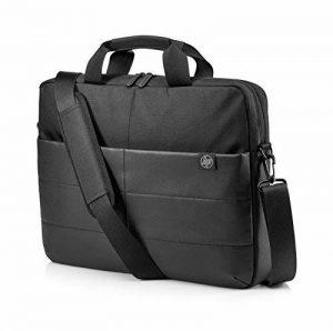 HP 1FK07AA Sacoche avec bandoulière pour Ordinateur Portable Noir de la marque HP image 0 produit