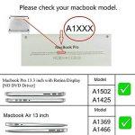 i-Buy Housse en Feutre de Laine pour Macbook Air 13 pouces Housse Macbook Pro 13 Retina [13,3 pouces] - Gris de la marque i-Buy image 1 produit