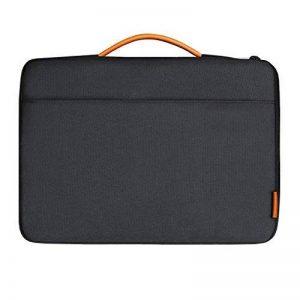 """Inateck 13-13,3 Pouces Housse MacBook Air/MacBook Pro 2012-2018/12,3"""" Surface Pro/13 Pouces Sacoche Ordinateur Portable de la marque Inateck image 0 produit"""